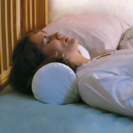 Cojín tubular 'Rolling Cushion'