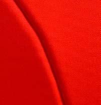Tejido rojo