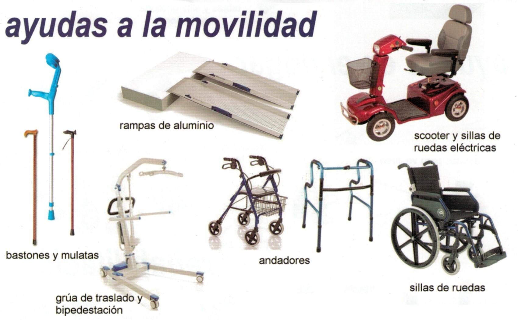 Ayudas a la movilidad
