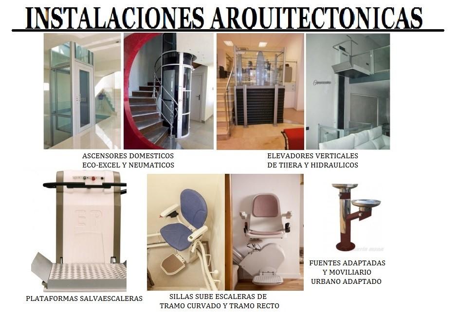 INSTALACIONES ARQUITECTONICAS